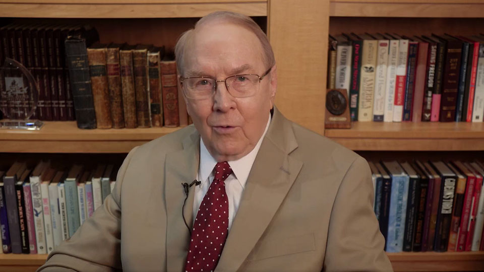 Endorsement with Dr. James Dobson